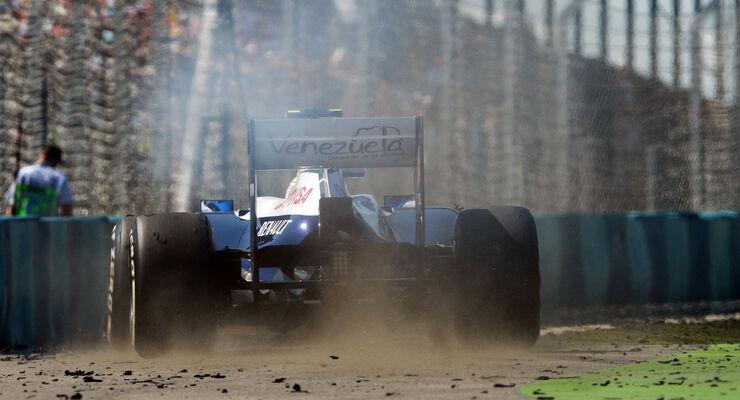 Valtteri Bottas - GP Ungarn 2013