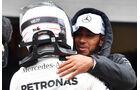 Valtteri Bottas & Lewis Hamilton - GP Brasilien 2017