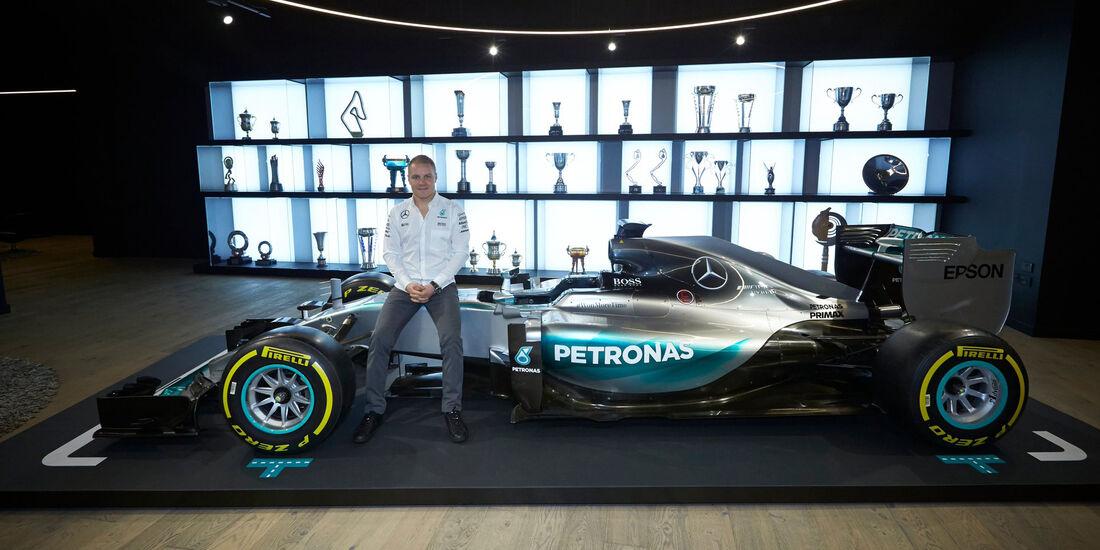 Valtteri Bottas - Mercedes - F1 - 2017