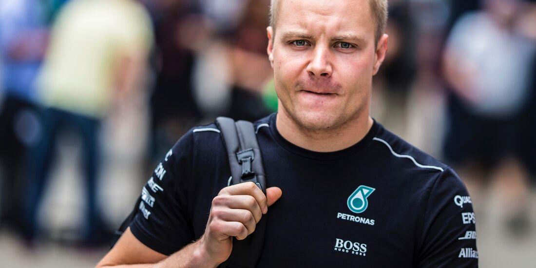 Valtteri Bottas - Mercedes - Formel 1 - GP Brasilien - 9. November 2017