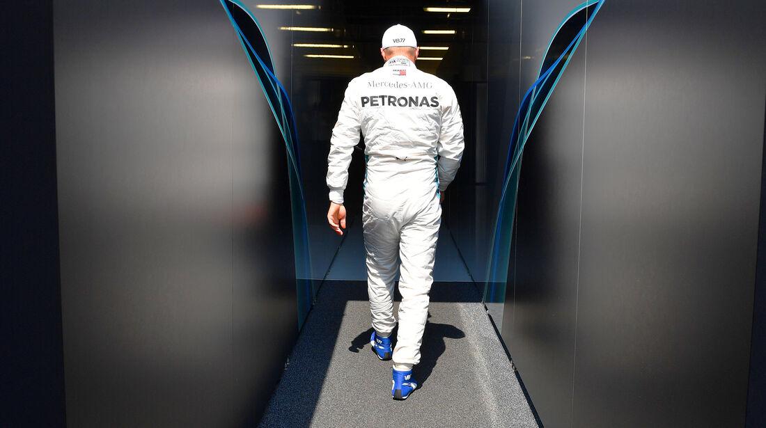 Valtteri Bottas  - Mercedes - Formel 1 - GP Mexiko - 26. Oktober 2018