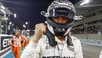 Valtteri Bottas - Mercedes - GP Abu Dhabi - 25. November 2017