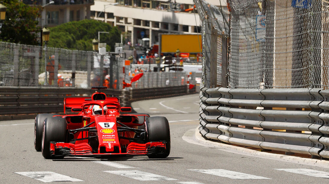 Valtteri Bottas - Mercedes  - GP Monaco - Formel 1 - Samstag - 26.5.2018