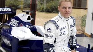 Valtteri Bottas Williams F1