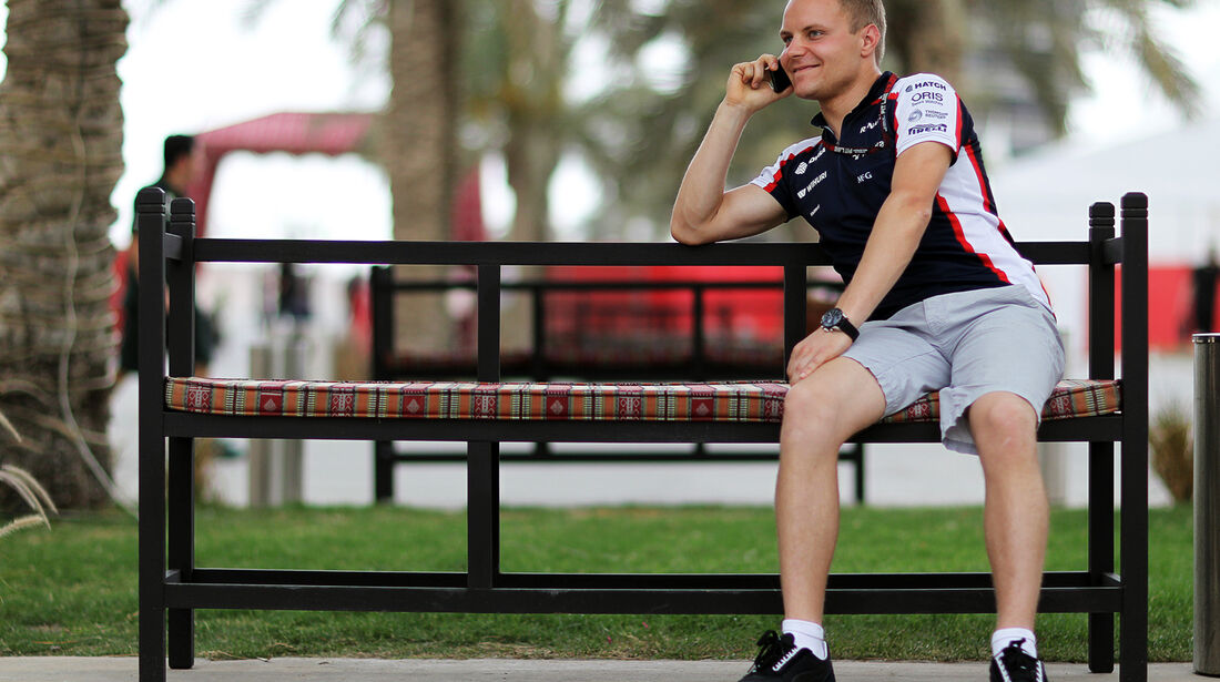 Valtteri Bottas - Williams - Formel 1 - GP Bahrain - 18. April 2013