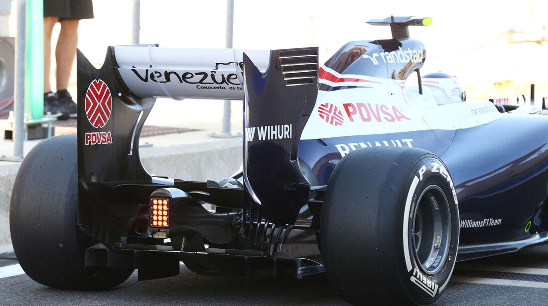 Valtteri Bottas - Williams - Formel 1 - GP Korea - 4. Oktober 2013