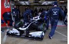 Valtteri Bottas - Williams - Formel 1 - Test - Barcelona - 28. Februar 2013