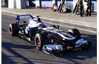 Valtteri Bottas - Williams - Formel 1 - Test - Jerez - 7. Februar 2013