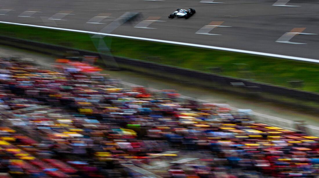 Valtteri Bottas - Williams - GP China 2016