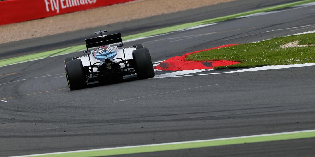 Valtteri Bottas - Williams - GP England - Silverstone - Qualifying - Samstag - 9.7.2016