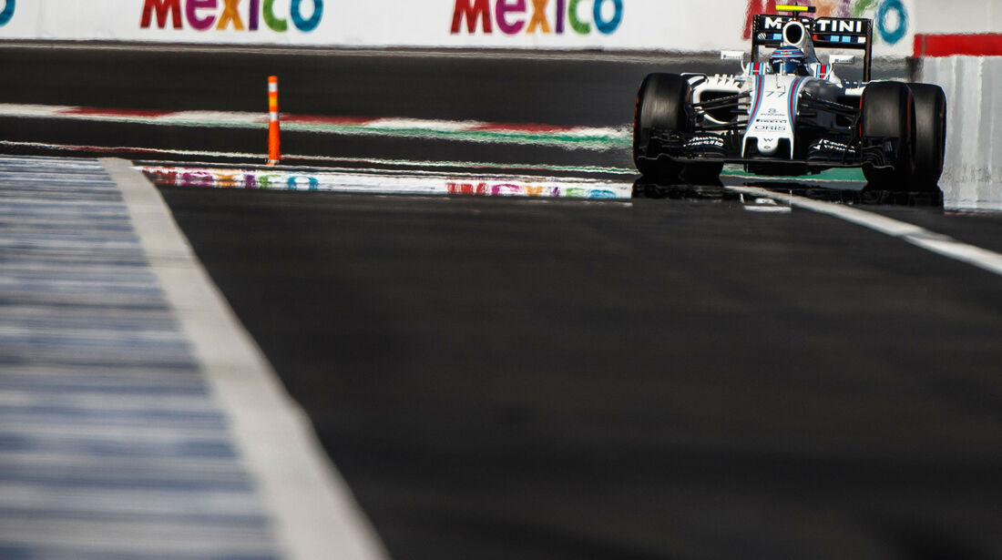 Valtteri Bottas - Williams GP Mexiko 2016