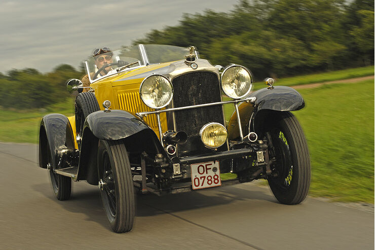 Vauxhall Hurlingham Roadster