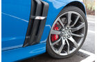 Vauxhall VXR8 Clubsport Wagon, Rad, Bremse