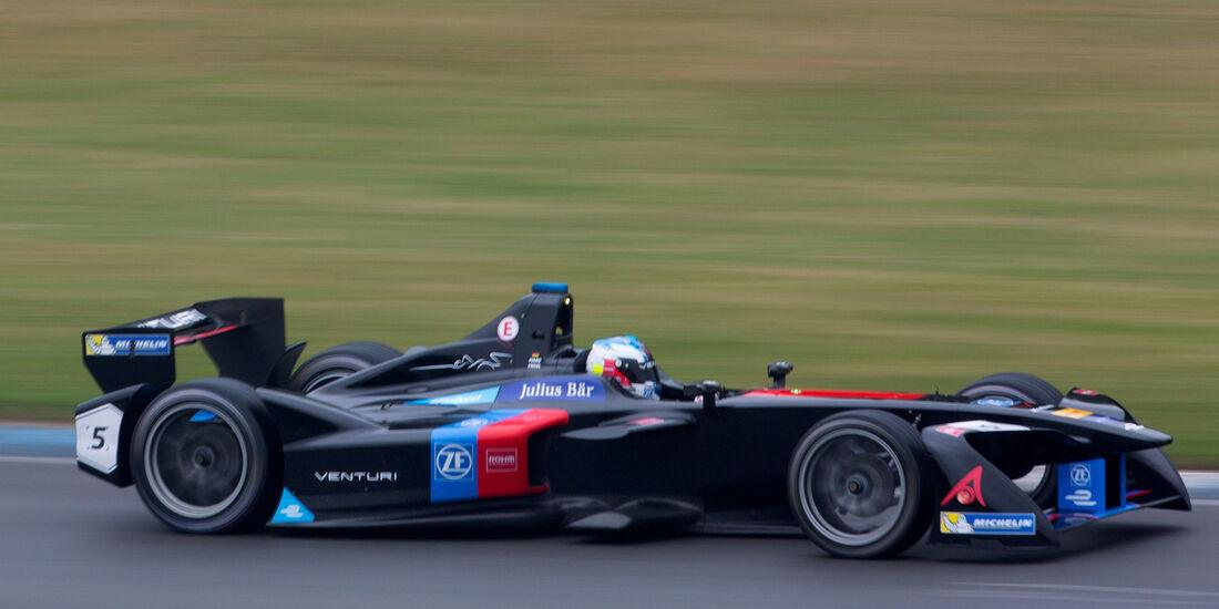 Venturi - Formel E - 2016