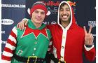 Verstappen & Ricciardo - F1-Winterpause 2017