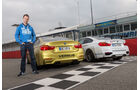 Versus BMW M4 Coupé, Lightweight BMW M4 Coupé, Christian Gebhardt