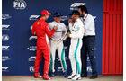 Vettel, Bottas & Hamilton - GP Spanien 2018