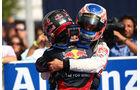 Vettel & Button GP Italien Monza 2011