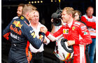 Vettel & Verstappen - Formel 1 - GP Belgien 2018