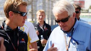 Vettel & Whiting