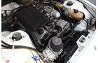 Vierzylinder Typ M31/50 mit KKK-Turbolader und 210 PS im Porsche Porsche 924 Carrera GT