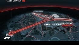 Vietnam Grand Prix - Stadtkurs Hanoi