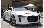 Villa d'Este 2011 Concept Cars Audi Quattro Concept
