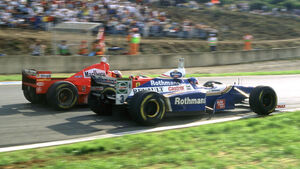 Villeneuve vs. Schumacher