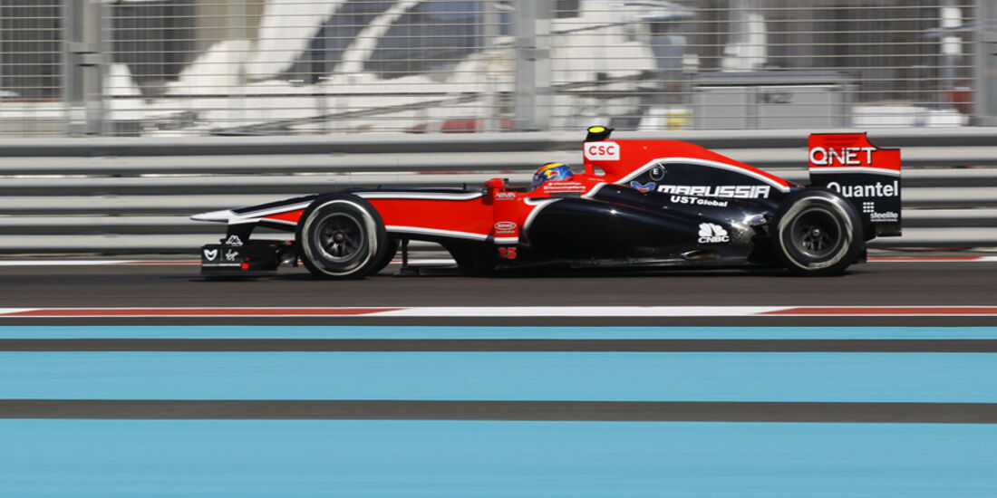 Virgin GP Abu Dhabi 2011