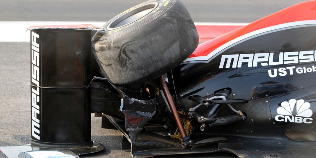 Virgin GP Indien 2011