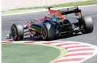 Virgin Technik GP Spanien 2011