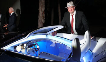 Luxusyachten innen  Vision Mercedes-Maybach 6 Cabriolet (2018): Bilder und Daten ...