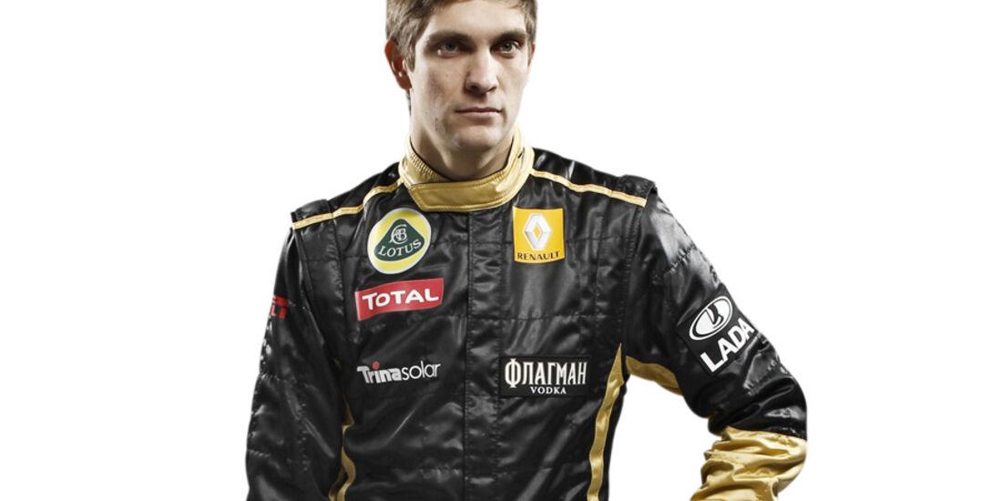 Vitaly Petrov 2011