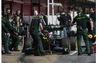 Vitaly Petrov - Caterham - Formel 1-Test Barcelona - 4. März 2012