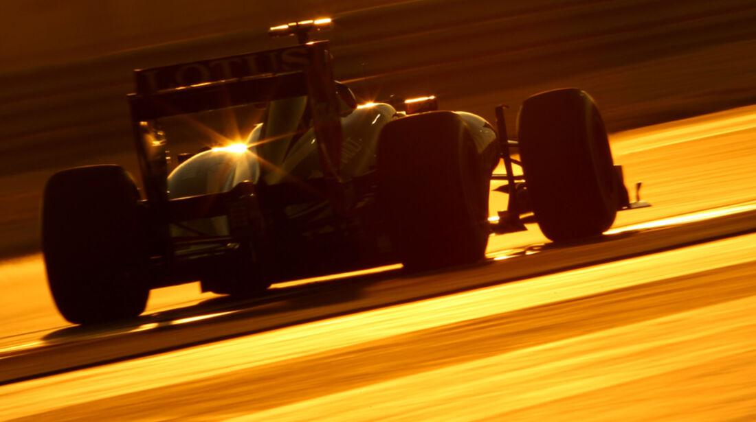 Vitaly Petrov GP Abu Dhabi 2011