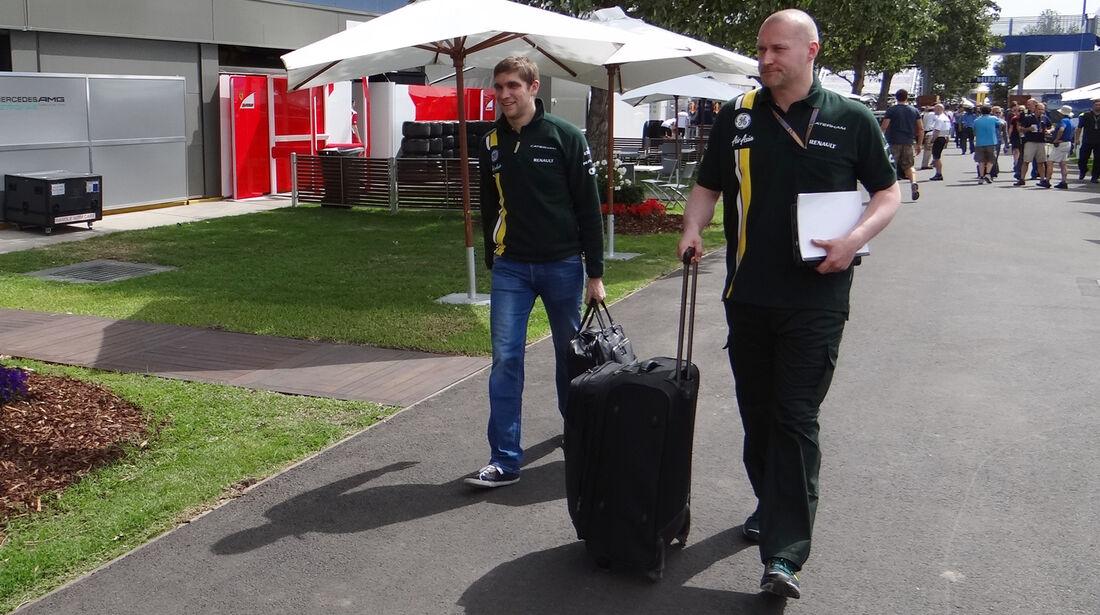 Vitaly Petrov - GP Australien - 14. März 2012