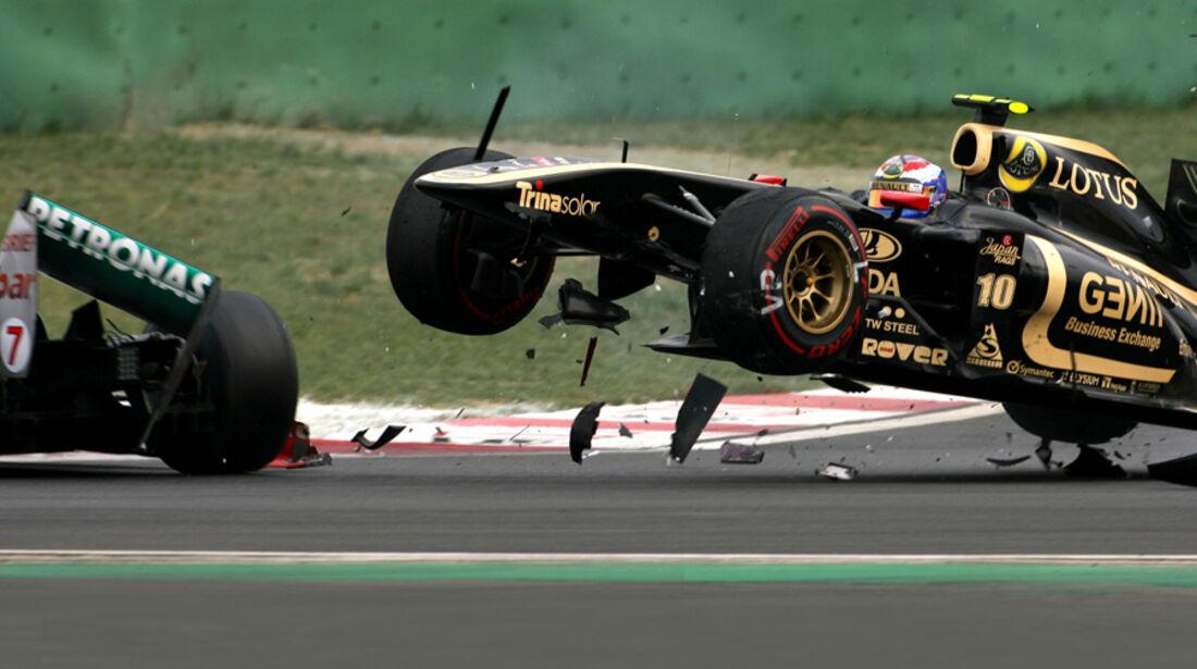 Vitaly Petrov GP Korea 2011