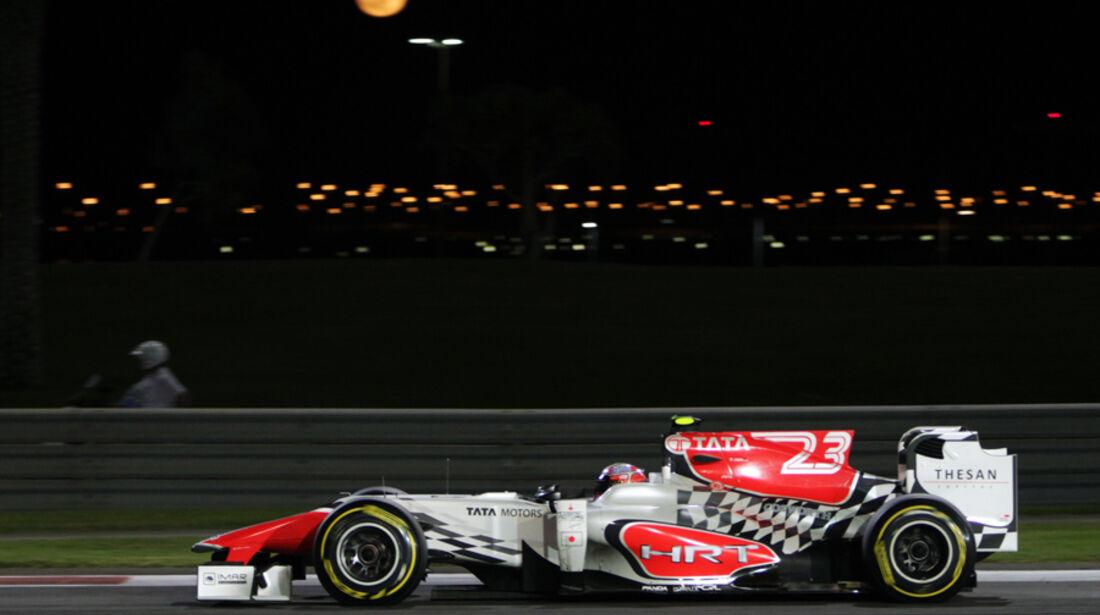 Vitantonio Liuzzi GP Abu Dhabi 2011