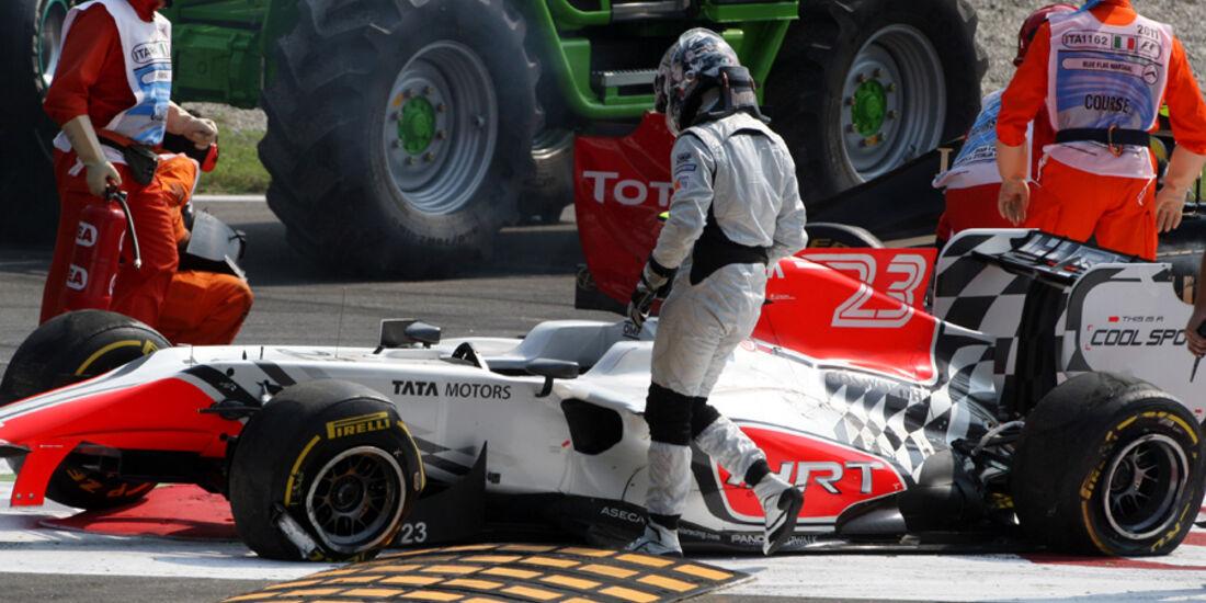 Vitantonio Liuzzi GP Italien Monza 2011