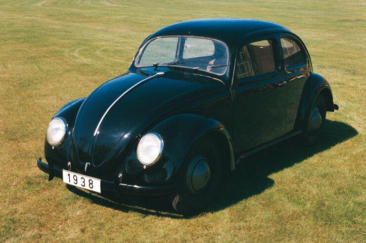 Volkswagen 38, 1938