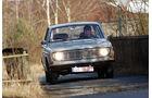 Volvo 144, Frontansicht