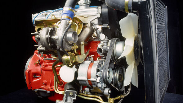 Volvo 700 Motor B230 FT Turbo