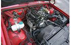 Volvo 740 Kombi, Motor