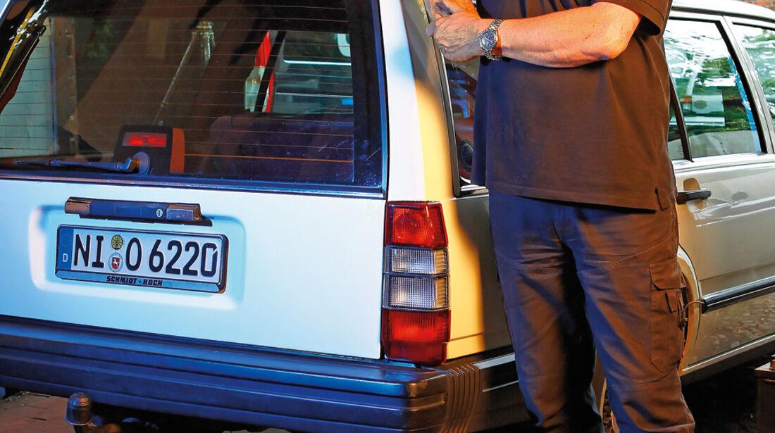Volvo 740 und 760 Benziner, Jochen Ruopp