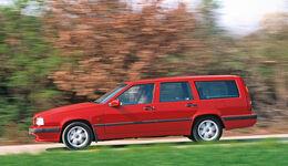 Volvo 850 2.5 20V Kombi, Seitenansicht