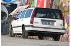Volvo 850 TDI, Heckansicht