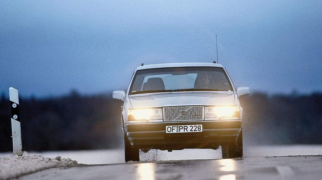 Volvo 940 Kombi, Frontansicht