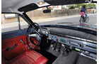 Volvo Amazon 122S Cockpit, Detail