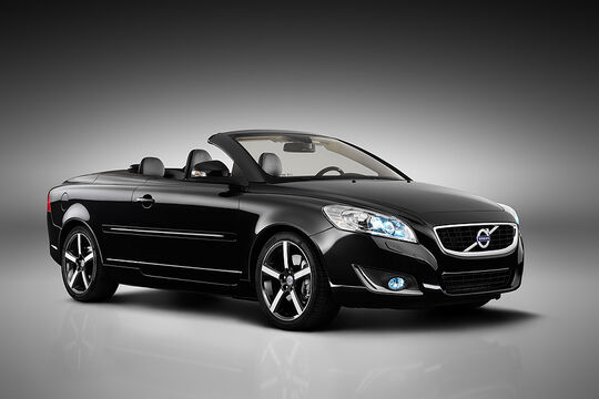 Volvo C70 Inscription Sondermodell