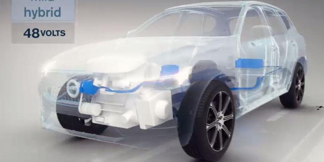 Volvo Mildhybrid